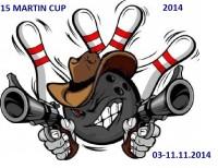 kregle 15 MARTIN CUP